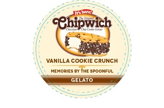 ICONIC CHIPWICH ICE CREAM BRAND LAUNCHES ITALIAN GELATO PINTS IN NYC