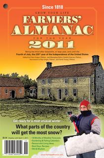 Farmers' Almanac® Names America's Ten Worst Weather Cities