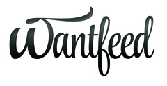 The wantfeed logo