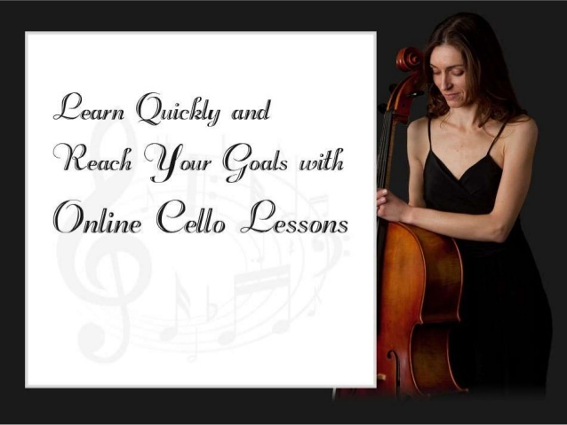 Online Lessons from Olga Redkina offer students versatility and convenience to learn the cello at their own pace.