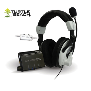 Turtle Beach® Unveils Ear Force® DX11 Dolby® 7.1 Surround Sound Headset System for Xbox 360® and PC Gami…