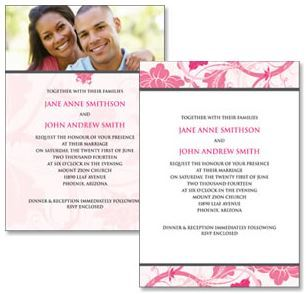 Pink Fairytale<br /> Postcard