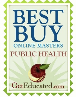 Best Buy Online Degree in Masters Public Health (MPH)
