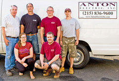 Anton Electric has a highly trained and professional staff ready to help you