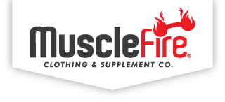 Muscle Fire sells consumable muscle energy and recovery supplements to complement workouts.