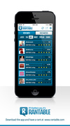 Rantable, The New Social Sharing App That Shares Rants In The Social Media World, Available Today In The iTunes App Store