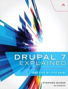 Steve Burge Wrote the Book About Drupal 7