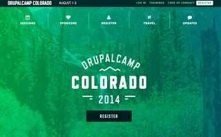 DrupalCamp Colorado Begins in Denver on August 1st 2014