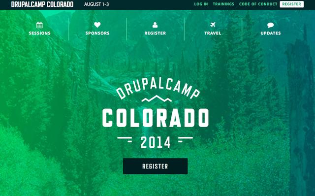 DrupalCamp Colorado