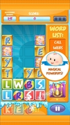 Baby Blocks is a new addicting and interactive puzzle app designed to teach children to read. Players select and match 4 letter words to advance through over 100 highly engaging levels.