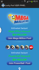 Looty Pool The first Android App That Helps Turn 1 Mega Million Lottery Ticket into 1,000 Mega Million Lottery Tickets