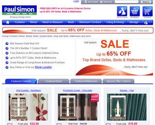 Paul Simon's First Ever Mid Season Sale Begins