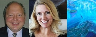 """Rowman & Littlefield Publishing Imprint Lands 3rd Book From Author/Illustrator Ruthie Briggs-Greenberg  """"Sea Of…"""
