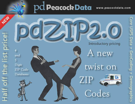 For or a limited time, the new ZIP Code products are half off their list prices.