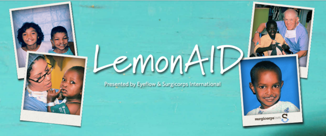 LemonAID hopes to raise an upwards of $50,000 to donate towards an upcoming Surgicorps mission.