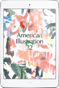 American Illustration 32 - Enhanced eBook