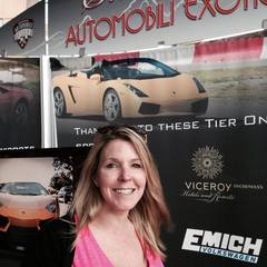 Trade Show Emporium Sponsors 5th Annual Automobili Exotica in Aspen, Snowmass
