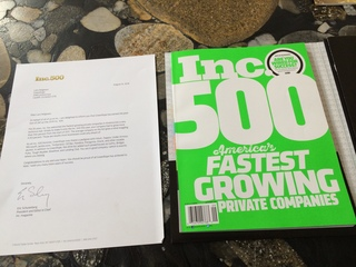 GreenRope Makes the 2014 Inc. 500 Fastest Growing Companies List