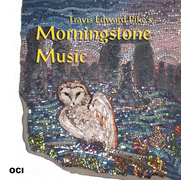 Travis Edward Pike's Morningstone Music CD Cover