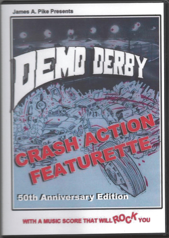 Demo Derby 50th Anniversary Edition DVD Cover