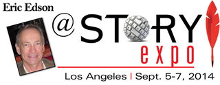 Eric Edson To Provide Scriptwriting Tips At Story Expo 2014