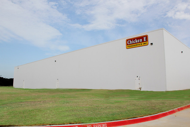 Chicken Express Debuts New Distribution Center Cold Storage