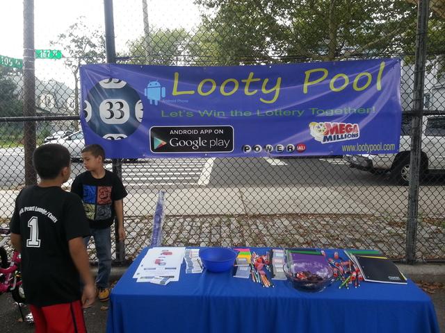 Looty Pool - Back2School