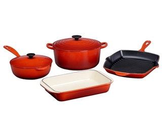 Consiglio's Kitchenware & Gift Offering Discount Pricing on Latest Le Creuset Products