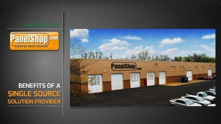 PanelShop.com Defines the Benefits of a Single-Source Solution Provider