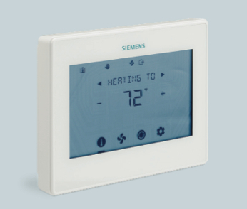 Thermostats by Siemens