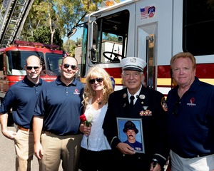 Honored FDNY Rescue Member Joins Remembrance Rescue Project 9/11 Charity