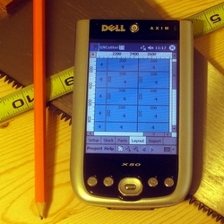 Optimalon has released version 1.5 of its cutting optimizer for PDA