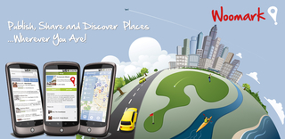 Woomark Launches New Geolocation-based Social Network