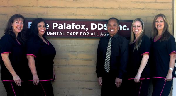 The Team at Erbe Palafox, DDS, Inc