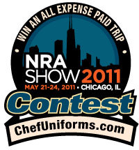 ChefUniforms.com to Hold Its First Ever Contest for an All-Expense Paid Trip to the 2011 National Restaurant Association…