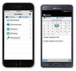 GreenRope CRM Launches New and Improved Mobile App for iPhone and Android