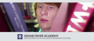 Grand River Academy Outlines the Advantages of an All Boys Boarding School With Their New Video