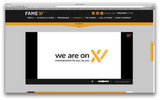 Fame XV launches a web-based, user-generated, social TV, empowering content creators and viewers