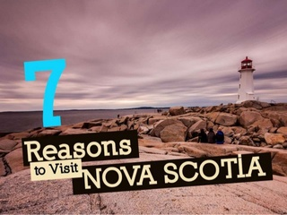 The Maritime Explorer Outlines 7 Reasons to Visit Nova Scotia in Latest Slide Show