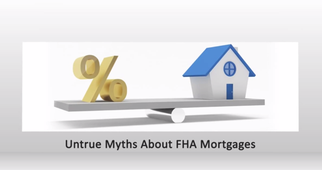 Marquee Mortgage hopes to clear up some of the more common misconceptions about FHA Mortgage loans in their newest video.
