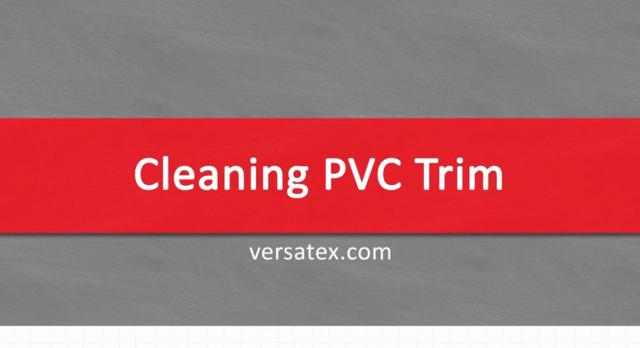 Make sure the PVC Trimboard around your home construction project looks as good as new on move-in day with help from Versatex