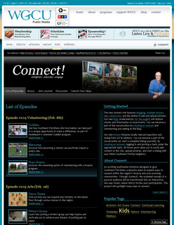 Revolutionary New WGCU Website Converges Media, Allows Audience to Connect!