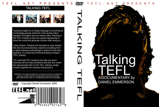 """Talking TEFL"" - The World's First TEFL Documentary - Just Released"