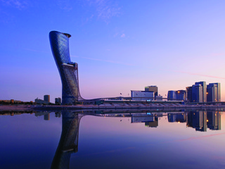 Hyatt Capital Gate Abu Dhabi Is Celebrating Its Third Anniversary