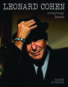 Book Cover for Leonard Cohen:  Everybody Knows