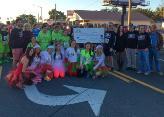 Reindeer Run Raises $21,000 for the Boys & Girls Clubs of Marion County