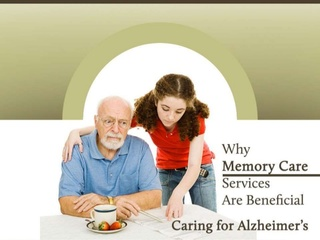 Concordia Outlines the Benefits of Memory Care Services in Their Newest Slideshow