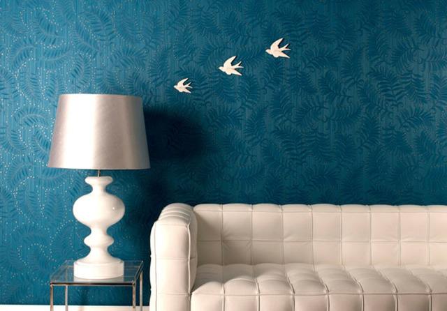 The new contemporary wallpaper collection Adorn