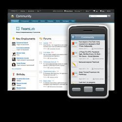 TeamLab Mobile: Track and Join Team Activities from iPhone and Android