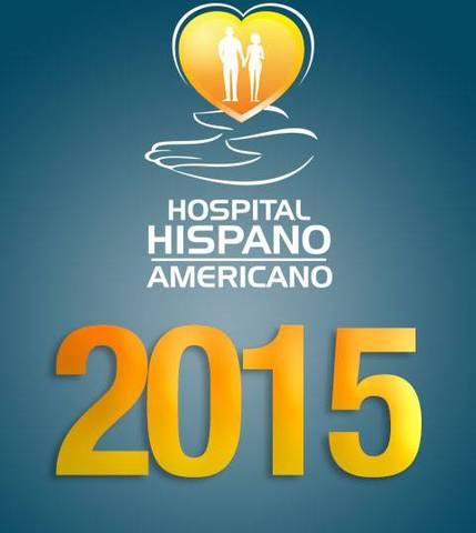 New Year at Hispano Americano Hospital in Mexicali Mexico